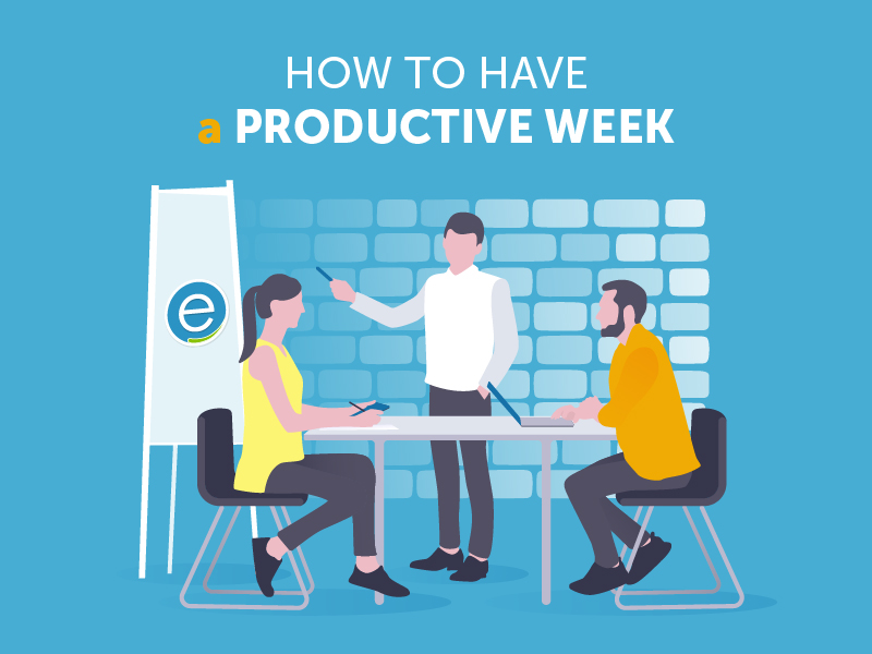 how-to-be-productive-during-the-week